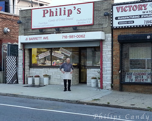 Philip's Candy